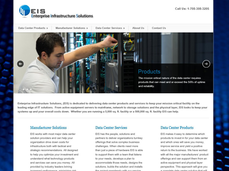 Enterprise Infrastructure Solutions - St. Charles, IL